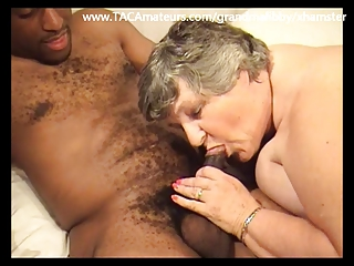 GrandmaLibby loves black dick