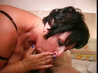 mature loves oral