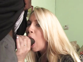 Hot wife cheating with BBC while hubby at work
