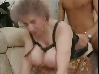 german mature big boobs