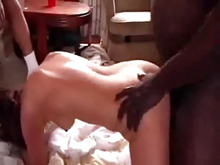 Wife fucked by BBC hard