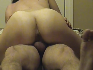 Wife lets husband and friend video a DP