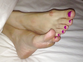 My Wife's sexy feet