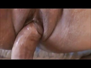 Very Old Brazilian Whore is Fucked