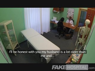 FakeHospital - Smart mature sexy MILF
