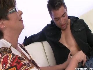 Step Mom Blowjob