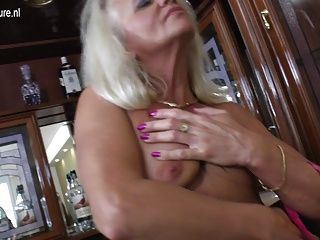 HOT Naughty mother is hungry for a good fuck