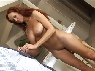 Hot milf loves younger cock