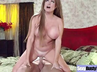 Naughty Wife (darla crane) With Big Juggs Enjoy Sex vid-14