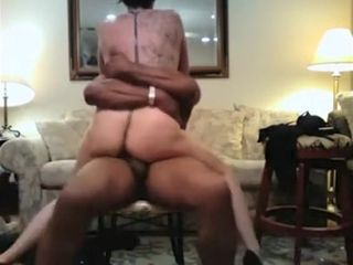 Hot output of age inexpert interracial