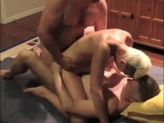Patriarch swinger old crumpet cumming co...