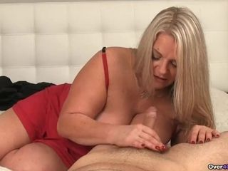Cum-hungry cougars Got A pulsing prick In Her mitts