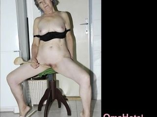 OmaHoteL grandmothers And Mature playthings Compilation