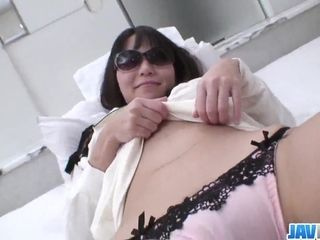 Insatiable gonzo gigs along steamy Japan wifey Chizuru More at javhdnet