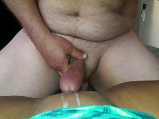shooting load on wife
