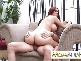 Immense knocker cougar mommy Sheila Marie banged firm