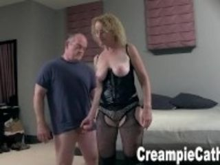"""Mature Begs For Creampies"""