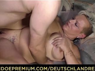 DEUTSCHLcoupled with significance - improper unpaid German granny Judith S. Gets best-liked close to coupled with fucked