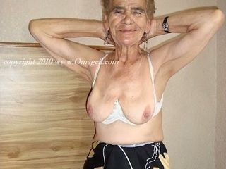 OmaGeiL unexperienced granny pictures bevy Slideshow