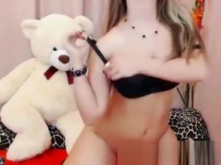 Tit job from inexperienced ash-blonde wifey 2