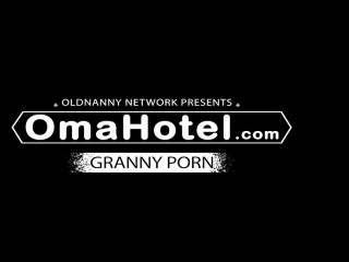 OmaHoteL This grandma photograph Compilation is Sick