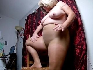 Stockings Fetish, gorgeous mother Jerk Off Instructions,|1::Big fun bags,6::Amateur,16::Mature,17::Fetish,25::Masturbation,26::Blonde,30::POV,38::HD,4