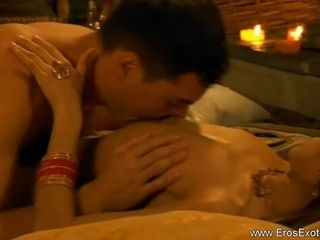 Intimate Lovemaking With Exotic Indian Couple
