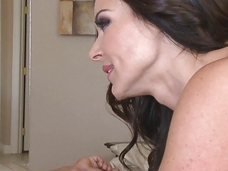 Kendra sucks and fucks another mans cock