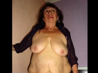 LatinaGrannY way-out Grandma Pictures Compilation