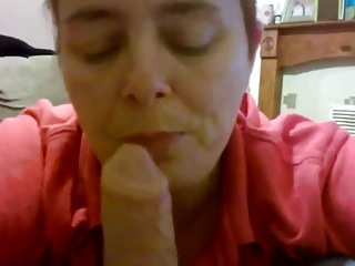 Short haired mature wife