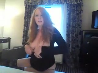 Mature ginger-haired Sexed By junior