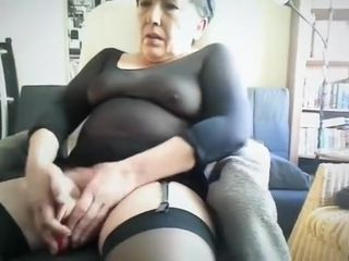 Fabulous Homemade movie with Hairy, Masturbation scenes