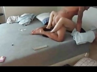 Mom & Son Fuck Really Hard