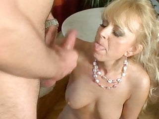 German hot milfs mature moms and young studs in orgy film