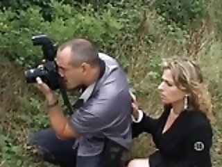Wife and private dick catch her husband and another woman