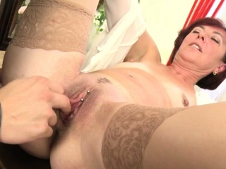 Consolidated interior milf spoken with an increment of cum in the first place exposure