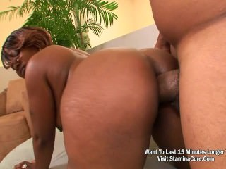 Chubby Ebony Fuck Hardcore By Huge Cock