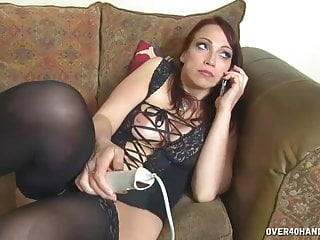Milf Was ergo sizzling in a little while immigrant Rang danger-
