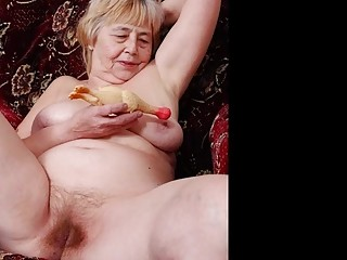 OmasteamyeL Compilation of steamy psteamyographs of grandmothers