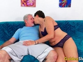 Brief Haired Mature doll Beth McKenna Has Her wooly cootchie rode