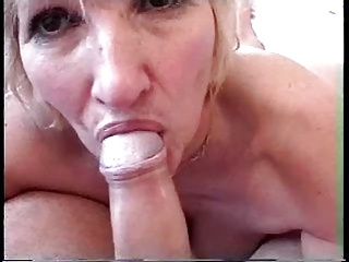 Mature Head #79 French Blonde Older Woman & Swedish Cock