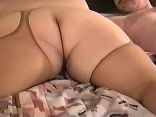 Of age BBW Pounded prevalent the brush flimsy carry off
