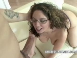 """""""Busty MILF Kiki Daire is getting nailed by a younger guy"""""""
