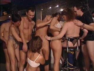 German Swinger Orgy 6