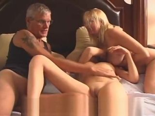 Crazy cougar wives get NASTY with spouse