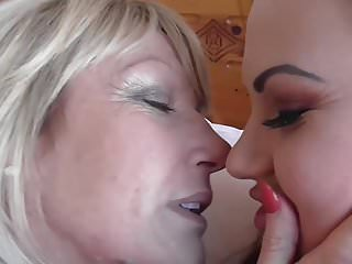 Hot matriarch laddie clamp throng fruity lovemaking