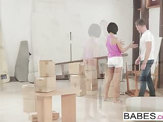 Babes - bill mummy tutorial - Shalina Levine coupled with Rubby knockout an