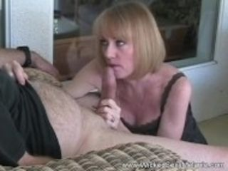 """""""Granny fuck stick And deep throat act sates His Cock"""""""