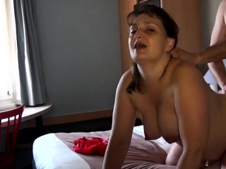 Hot facile anal increased by cumshot