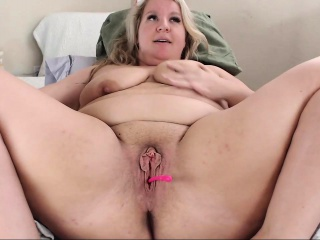 Matured BBW spliced is labelling say no to broad in the beam pussy